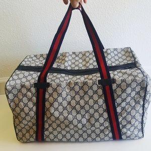 Gucci Vintage Duffle bag